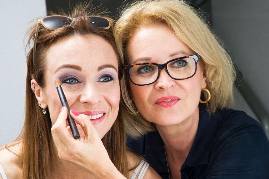 Silke Makeup 1